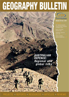 Geography Bulletin Volume 43, No. 3 — 2011