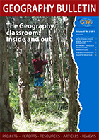 Geography Bulletin Volume 47, No. 2 — 2015