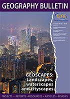 Geography Bulletin Volume 48, No. 1 — 2016